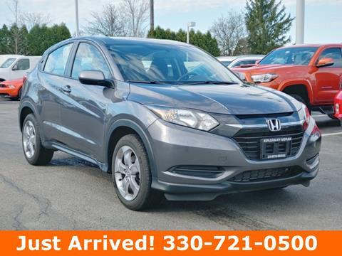 2017 Honda HR-V for sale in Medina, OH