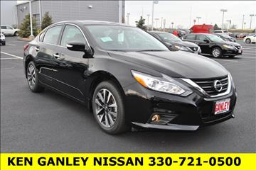 2017 Nissan Altima for sale in Medina, OH