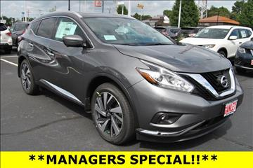 2016 Nissan Murano for sale in Medina, OH