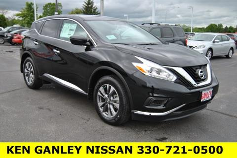 2017 Nissan Murano for sale in Medina, OH