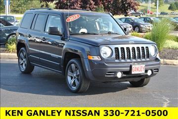 2015 Jeep Patriot for sale in Medina, OH