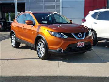 2017 Nissan Rogue Sport for sale in Medina, OH