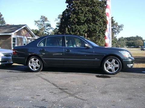 2005 Lexus LS 430 for sale in Spartanburg, SC