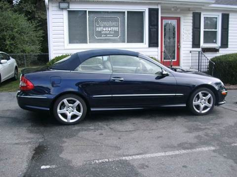 2006 Mercedes-Benz CLK for sale in Spartanburg, SC