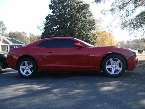 2010 Chevrolet Camaro for sale in Spartanburg, SC