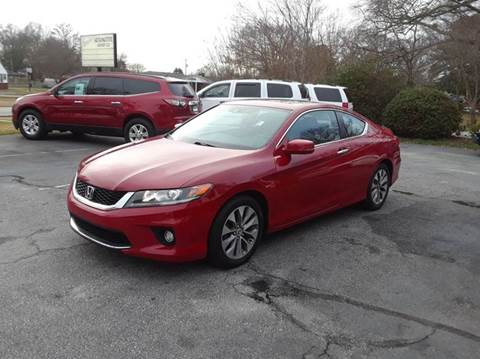 2014 Honda Accord for sale in Spartanburg, SC