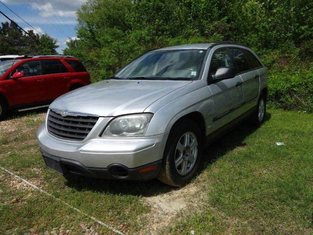 2006 chrysler pacifica base awd 4dr wagon in columbus west point starkville tousley motors. Black Bedroom Furniture Sets. Home Design Ideas