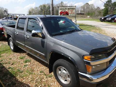 Used Chevrolet Colorado For Sale Mississippi
