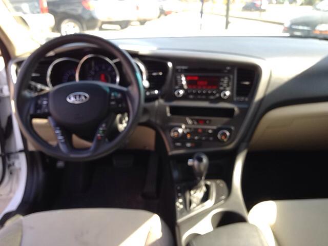 2012 Kia Optima LX 4dr Sedan 6A - Victoria TX