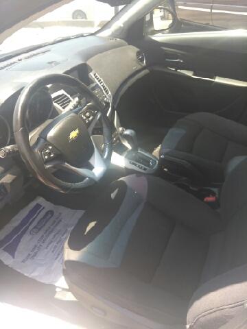 2013 Chevrolet Cruze ECO Auto 4dr Sedan w/1SF - Victoria TX