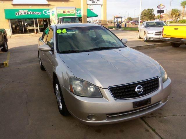 2006 Nissan Altima 2.5 S - Victoria TX