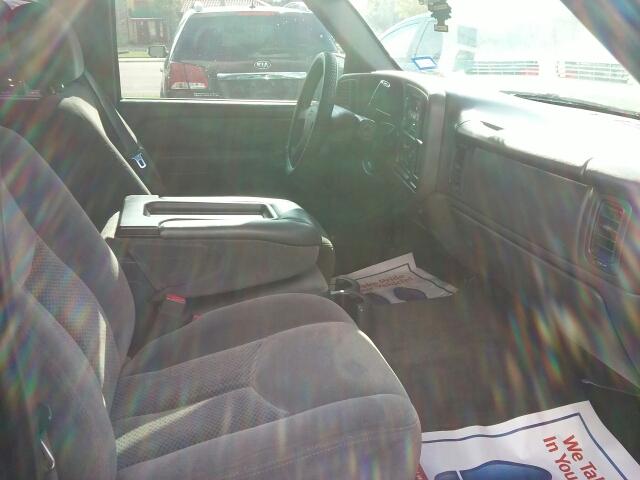 2007 Chevrolet Silverado 1500 Classic LS2 4dr Crew Cab 5.8 ft. SB - Victoria TX