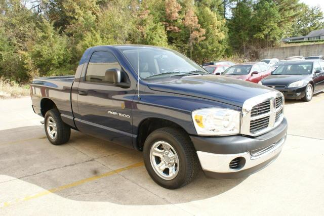 2007 dodge ram pickup 1500 for sale in de queen ar. Black Bedroom Furniture Sets. Home Design Ideas