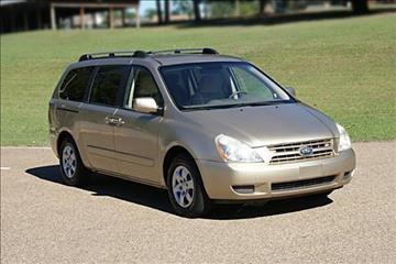 2008 Kia Sedona for sale in De Queen, AR