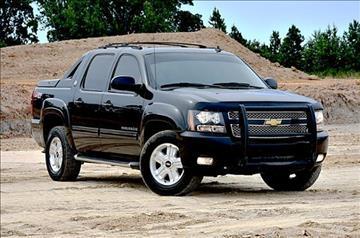 2013 Chevrolet Black Diamond Avalanche for sale in De Queen, AR