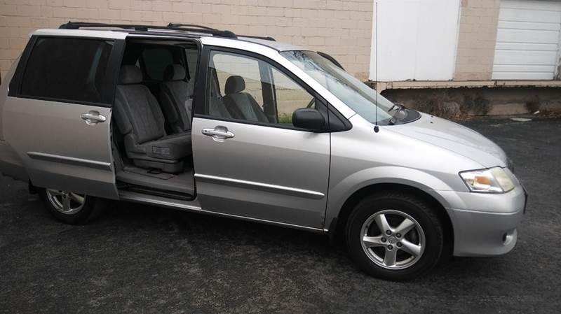 2002 Mazda MPV LX 4dr Mini-Van - Kansas City MO