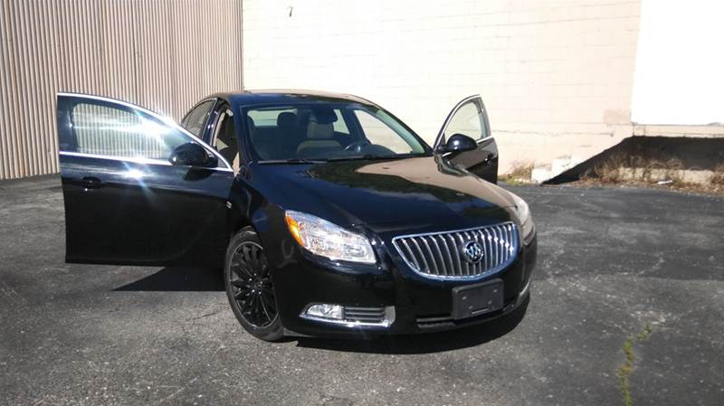 2011 Buick Regal CXL 4dr Sedan w/RL2 (CAN) - Kansas City MO