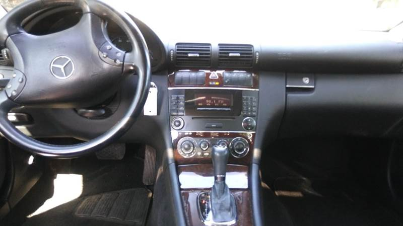 2005 Mercedes-Benz C-Class AWD C 240 4MATIC 4dr Sedan - Kansas City MO