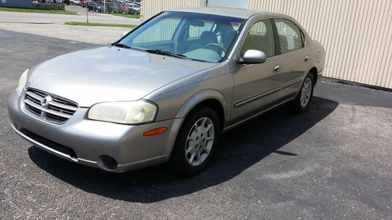 2000 Nissan Maxima GXE 4dr Sedan - Kansas City MO