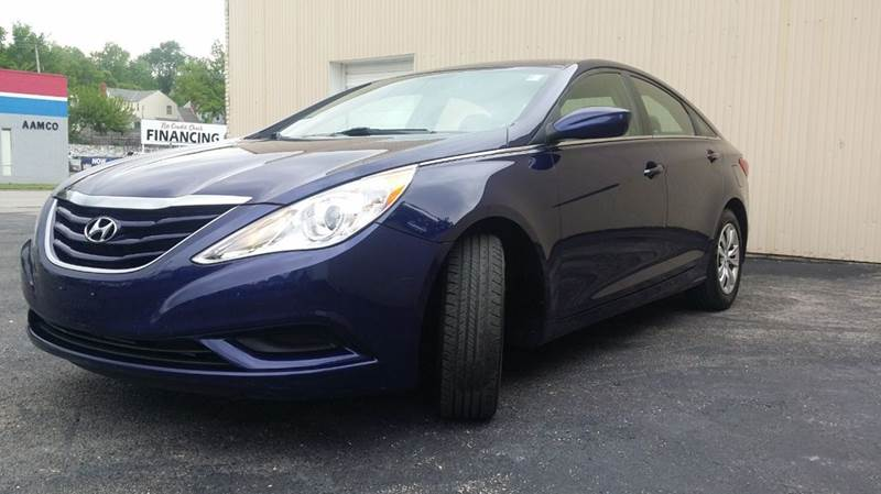 2012 Hyundai Sonata GLS 4dr Sedan - Kansas City MO
