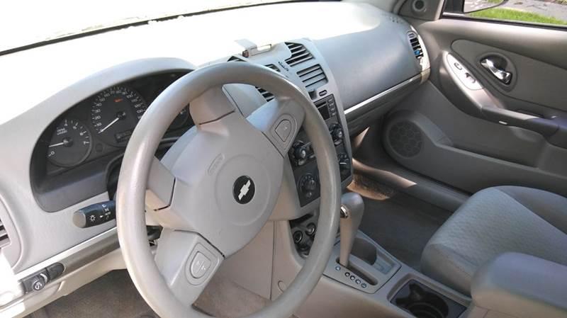2004 Chevrolet Malibu 4dr Sedan - Kansas City MO