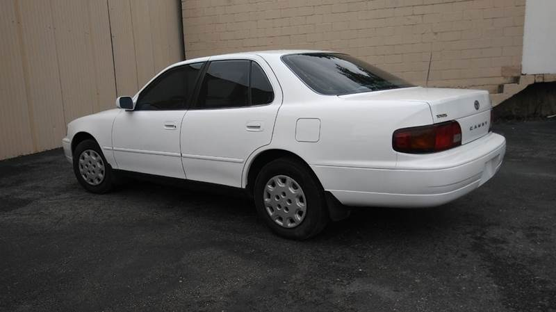 1996 Toyota Camry LE 4dr Sedan - Kansas City MO