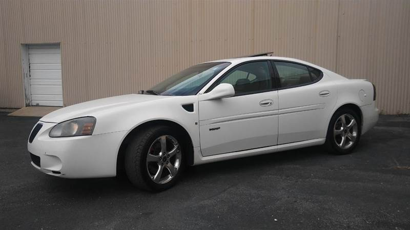 2006 Pontiac Grand Prix GXP 4dr Sedan - Kansas City MO