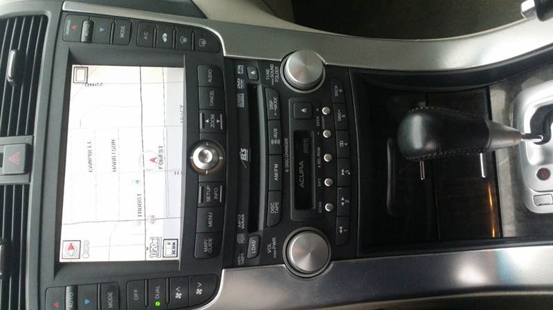 2008 Acura TL 4dr Sedan w/Navigation - Kansas City MO