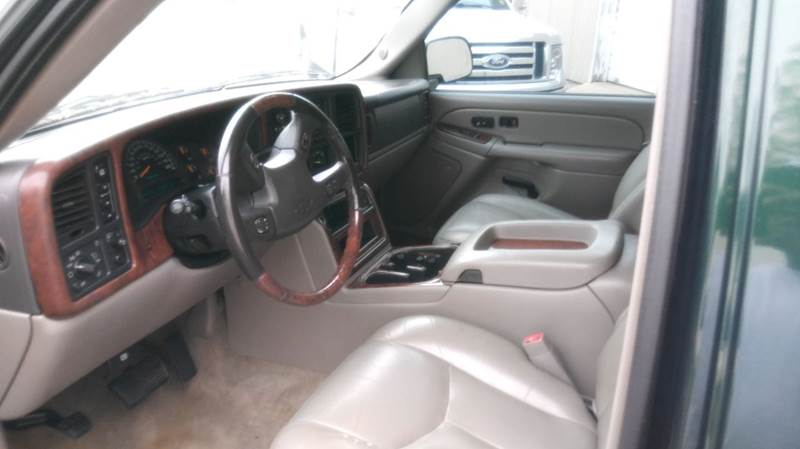 2004 Chevrolet Tahoe Z71 4WD 4dr SUV - Kansas City MO
