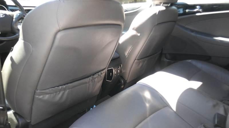 2012 Hyundai Sonata Limited 2.0T 4dr Sedan 6A - Kansas City MO