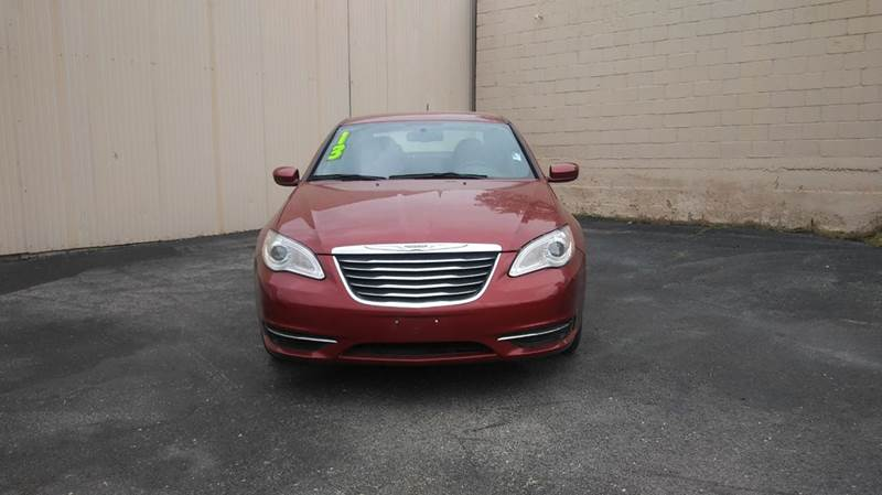 2012 Chrysler 200 Touring 4dr Sedan - Kansas City MO