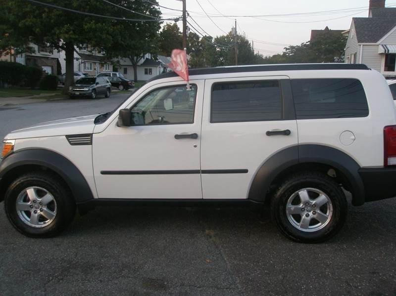 2007 Dodge Nitro White Jerusalem Auto Inc