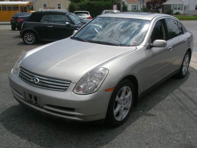 2004 Infiniti G35X
