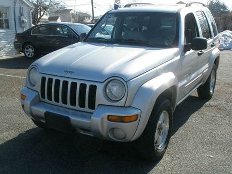 2002 Jeep Liberty for sale in North Merrick, NY