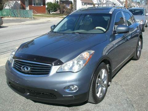 2008 Infiniti EX35 for sale in North Merrick, NY