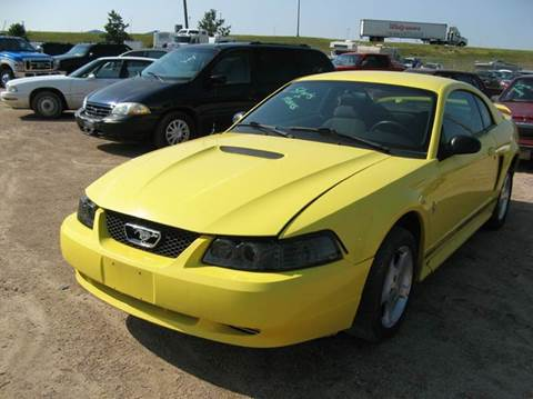 2001 ford mustang for sale in sioux falls sd. Black Bedroom Furniture Sets. Home Design Ideas