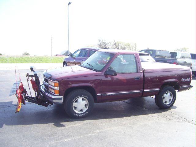 Used 1997 Chevrolet K1500 for sale.   Red 1997 Chevrolet 1500 Model ...