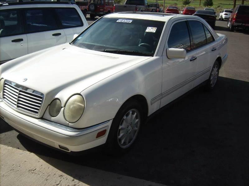 1997 mercedes benz e class e320 4dr sedan in carson city for 1997 mercedes benz e320