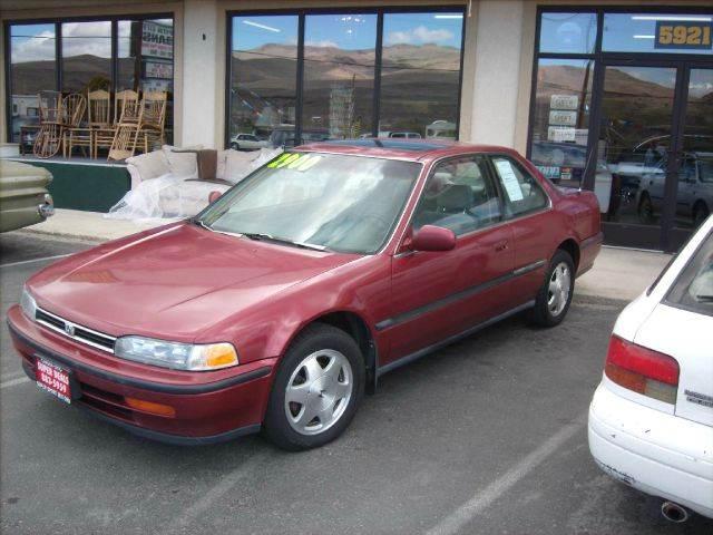 1992 Honda Accord EX coupe In Carson City Carson City ...
