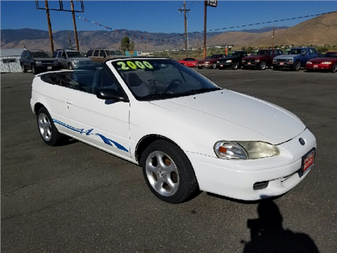 1997 Toyota Paseo for sale in Carson City, NV