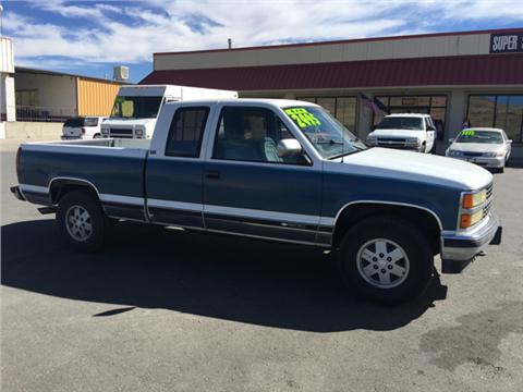 1990 Chevrolet C/K 1500 Series for sale in Carson City, NV