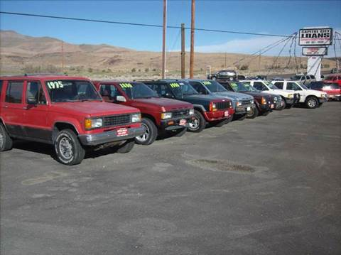 1900 A BUNCH OF SUV'S UNDER $2500 VARIOUS for sale in Carson City, NV