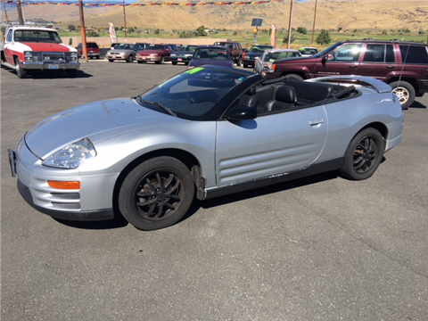 2001 Mitsubishi Eclipse Spyder for sale in Carson City, NV