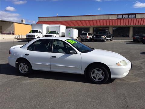 2005 Chevrolet Cavalier for sale in Carson City, NV