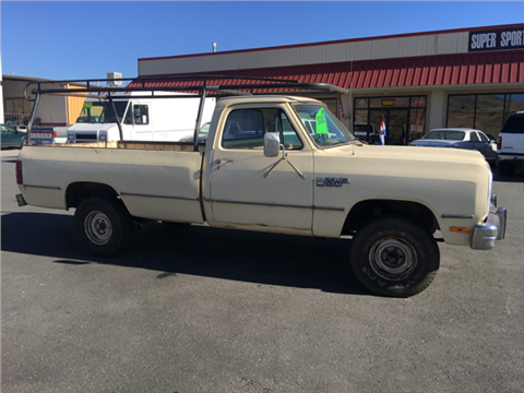 1986 Dodge RAM 150 for sale in Carson City, NV