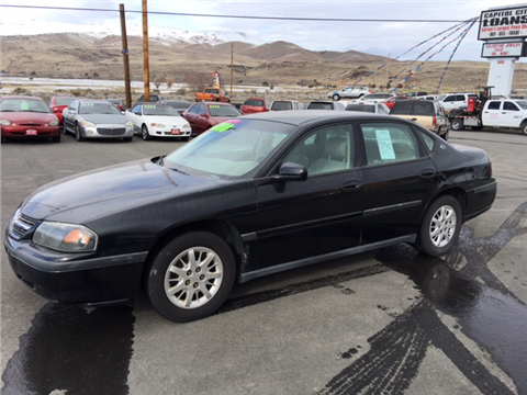 2005 Chevrolet Impala for sale in Carson City, NV
