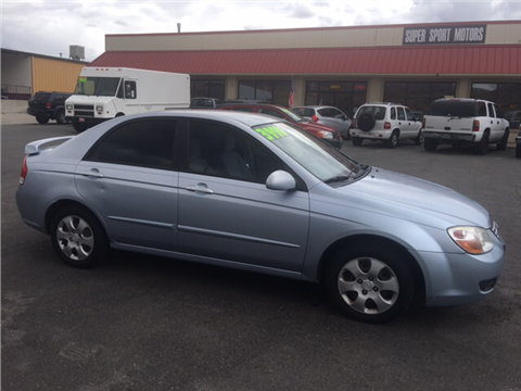 2008 Kia Spectra for sale in Carson City, NV
