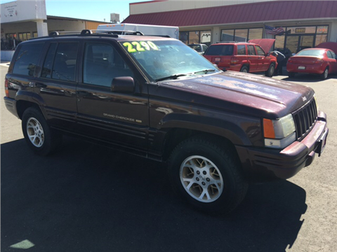 1996 Jeep Grand Cherokee for sale in Carson City, NV