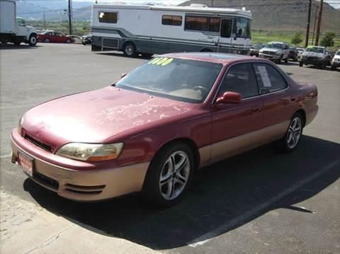 1995 Lexus ES 300 For Sale  Carsforsalecom