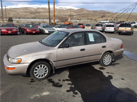 1994 Toyota Corolla for sale in Carson City, NV